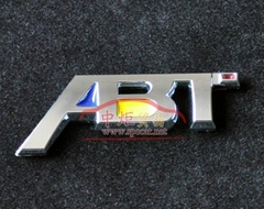 ST* ABT车标贴