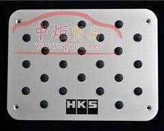 ST*  HKS地毯防滑踏板