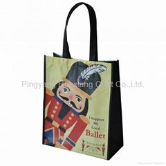 pp non woven bag shopping bag reusable