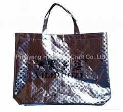 non woven shopping bag reusable bag laminated
