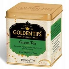 Golden Tips Green Full leaf Tea