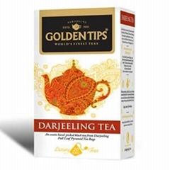 Darjeeling Tea 20 Full Leaf Pyramid Luxury Tea Bags