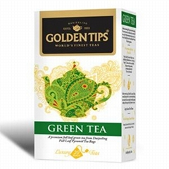 Green Tea 20 Full Leaf Pyramid Luxury Tea Bags
