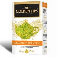 Jasmine Green Tea 20 Full Leaf Pyramid Luxury Tea Bags