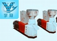 High Efficiency Fish Feed Pellet Making Machine