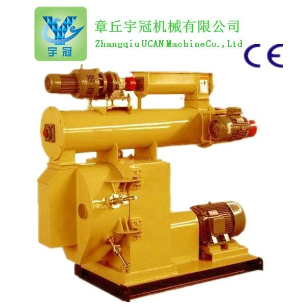 Ring die Wood Pellet Machine 5