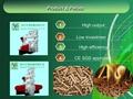 Ring die Wood Biomass Pellet Machine 5