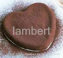manufacture of  cocoa powder