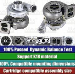 Turbocharger TA5104 466478-5012 for Rolls Royce CV12TCA