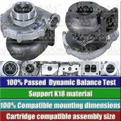 Turbocharger K29-3571QOAKB 17.20 53299707113 for Man D2866LF25 310hp