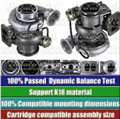 Turbocharger GTA4294 714788-5001 for Detroit Diesel Series 60