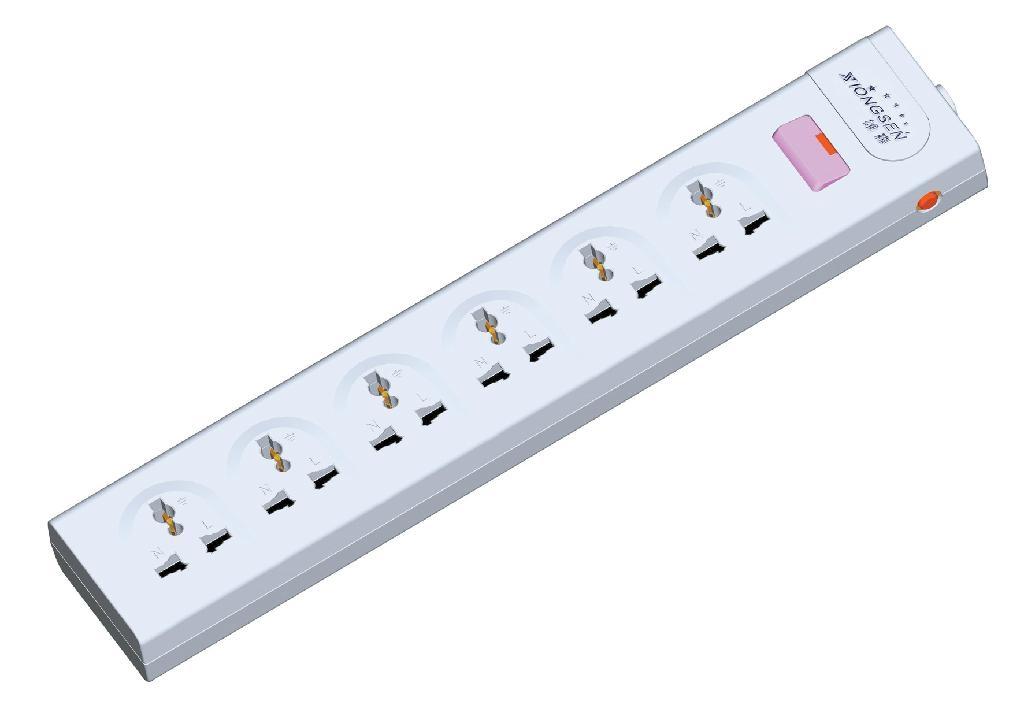 extension socket 3