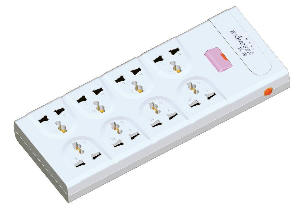extension socket 5