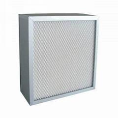 高效空气过滤器