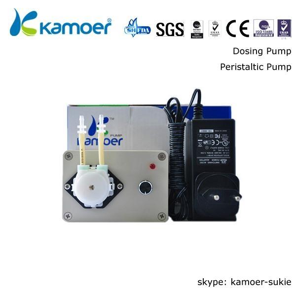 Kamoer Adjustable Flow Rate Peristaltic Pump 1