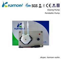 Kamoer 12V Adjustable Flow Rate Peristaltic Pump