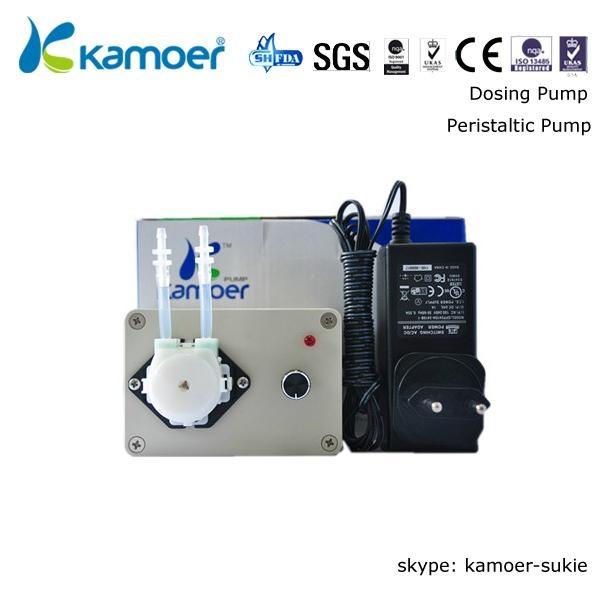 Kamoer 24V Adjustable Flow Rate Peristaltic Pump 1