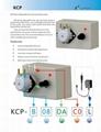 Kamoer 24V Adjustable Flow Rate Peristaltic Pump 2
