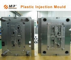 Plastic injection mould manufacturing China