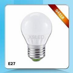 G45LED陶瓷球泡燈