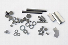 燒結釹鐵硼永磁材料異形磁鐵