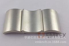 釹鐵硼瓦型磁鐵