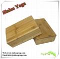 atural Bamboo Yoga Block