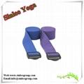 Cinch Buckle Cotton Yoga Strap