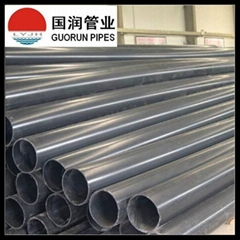 High wear resistant UHMW PE irrigation pipe