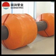 dredge pipe for dredger used in salt water environments