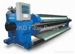 high pressure press filter