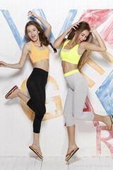 ladies seamless sportswear
