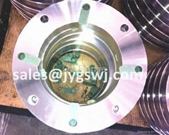 EN1092 forged steel pipe flange