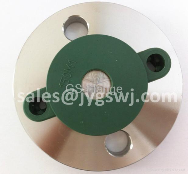 ASME/ANSI A182 F51/2205 socket weld steel flanges 1