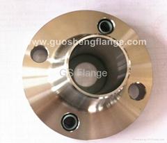 F304/F304L weld neck flange