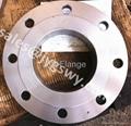 A105 carbon steel plate flange