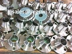 ANSI/ASME A182 F53/2507 stainless steel pipe fitting flanges
