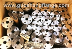A182 F53/2507 duplex steel pipe flanges