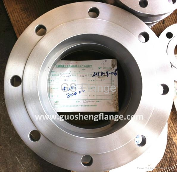 A350LF2 carbon steel pipe flange 1
