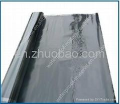 Macromolecule Self-adhesive Rubber Composite Waterproofing Membrane