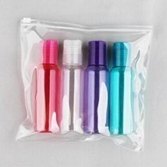 4x100ml Cosmetic Bottle Lotion Bottle Travel Refillable Bottle