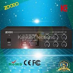 T-40B Multiple Audio In One Power Amplifier