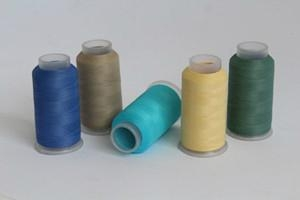 Dull,Semi-dull Viscose/rayon embroidery thread 1