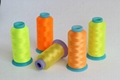 fluorescent embroidery thread