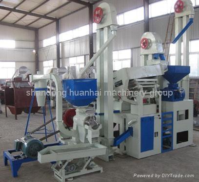 rice milling machine  1