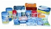 2013 hot sale baby wet wipes