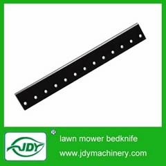 lawn mower bedknife