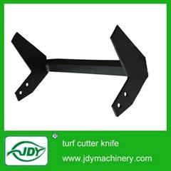 sod cutter part turf cutter blade