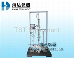 Luggage trolley reciprocating fatigue testing machine(touch sc