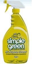 新波绿柠檬香型清洁剂